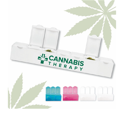Vita-Keeper 7 Day Pill Box Cannabis