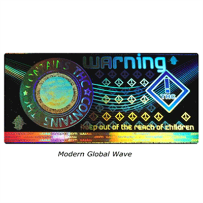 Global Wave Warning Labels