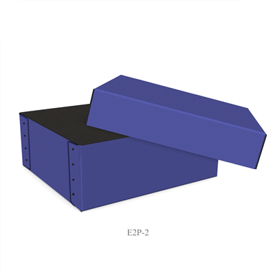Riverted Two Piece Box – 16 x 14 x 6