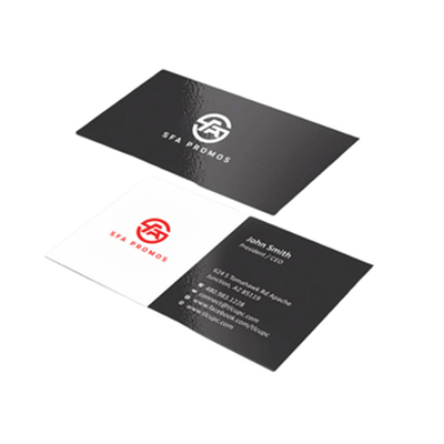 Luster Business Cards